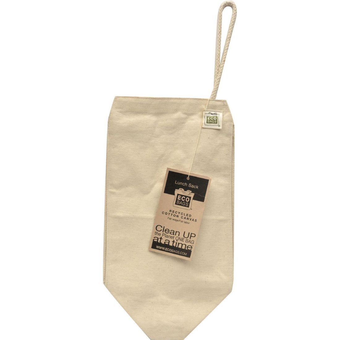 Mother Mantis: Ecobags Lunch Bag - Recycled Cotton - 1 Bag Ecobags