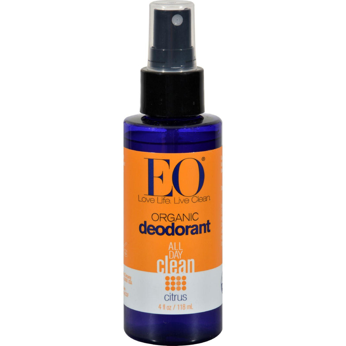 Mother Mantis: Eo Products Organic Deodorant Spray Citrus - 4 Fl Oz Eo Products