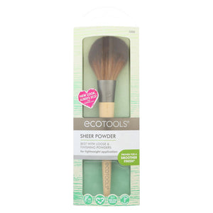 Eco Tool Brushes - Large Powder Brush - 2 Count Eco Tool