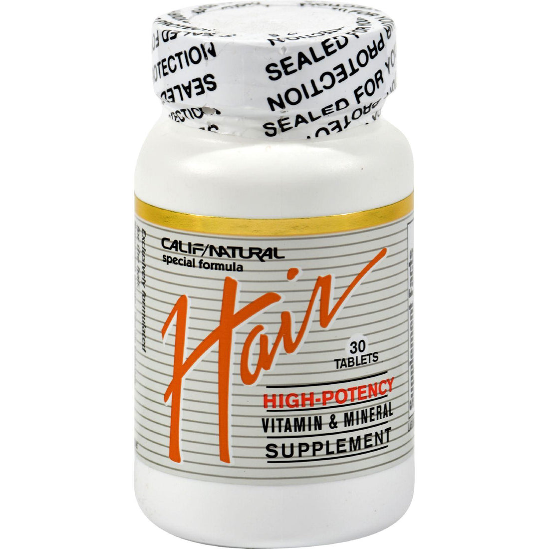 Mother Mantis: California Natural Hair - 30 Tablets California Natural