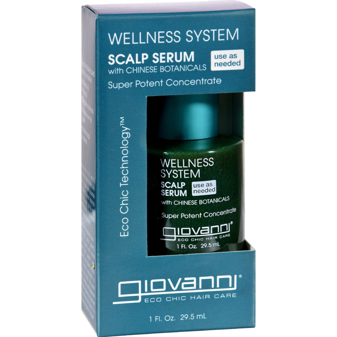 Mother Mantis: Giovanni Hair Care Products Scalp Serum Wellness System - 1 Oz Giovanni Hair Care Products