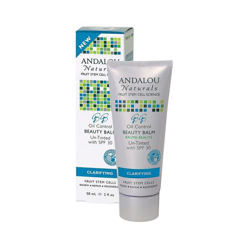 Mother Mantis: Andalou Naturals Clarifying Oil Control Beauty Balm Un-tinted With Spf30 - 2 Fl Oz Andalou Naturals
