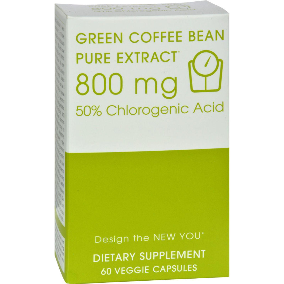 Mother Mantis: Creative Bioscience Green Coffee Bean Pure Extract - 800 Mg - 60 Vcaps Creative Bioscience