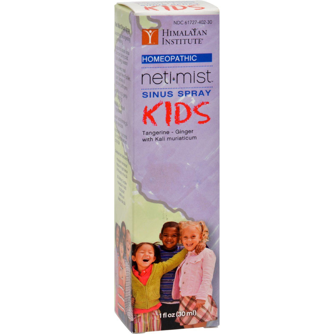 Mother Mantis: Himalayan Institute Neti Mist Kids Sinus Spray - 1 Fl Oz Himalayan Institute Press