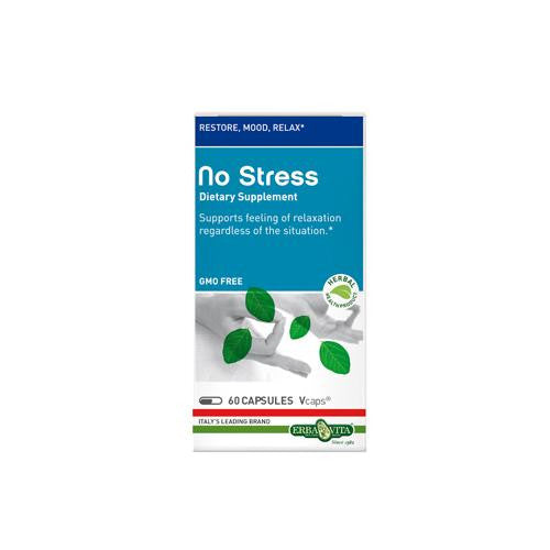 Mother Mantis: Erba Vita No Stress Capsules - 60 Capsules Erba Vita
