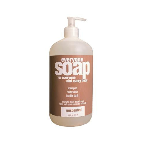 Mother Mantis: Eo Products Everyone Soap - Unscented - 32 Fl Oz Eo Products