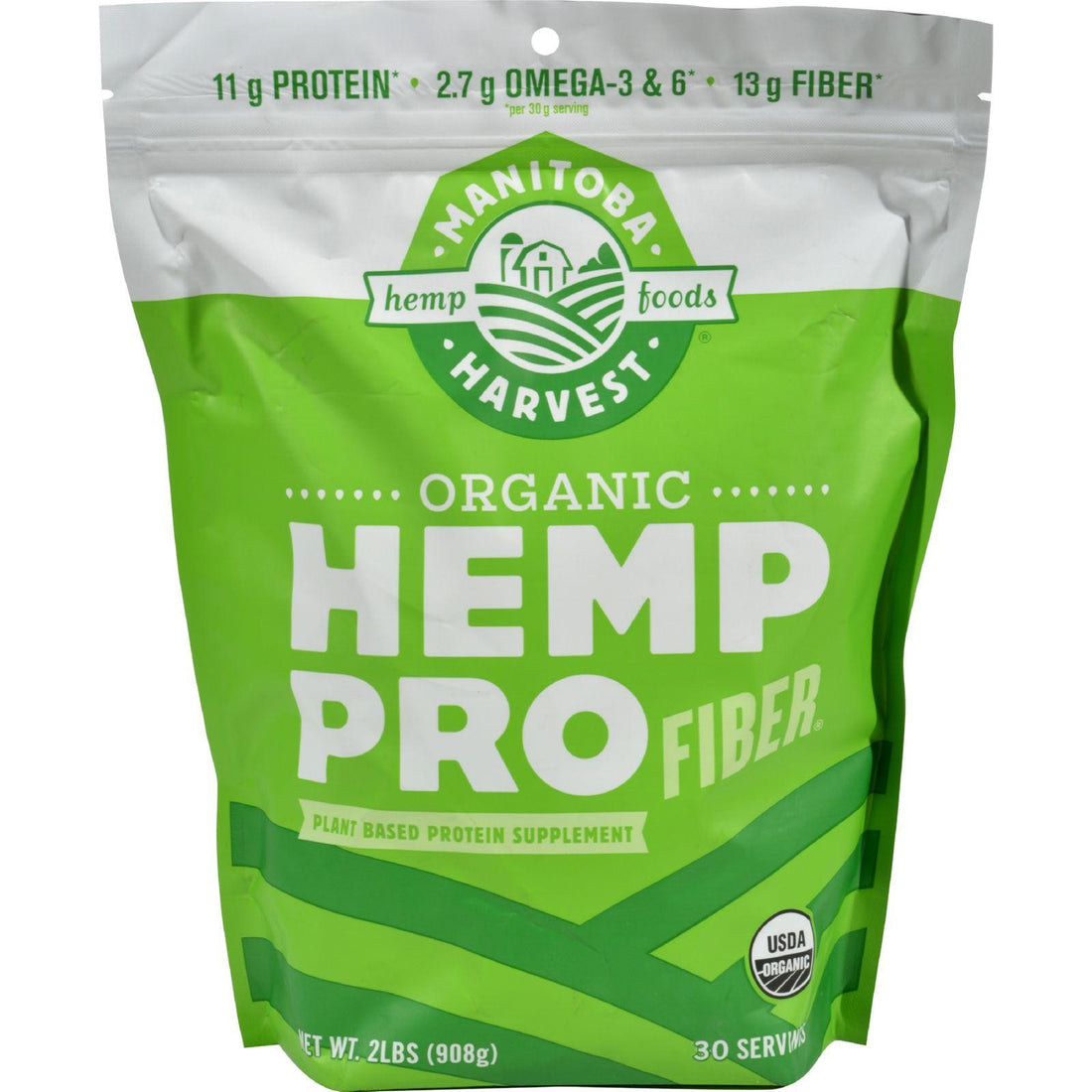 Mother Mantis: Manitoba Harvest Hemp Pro Fiber - 32 Oz Manitoba Harvest