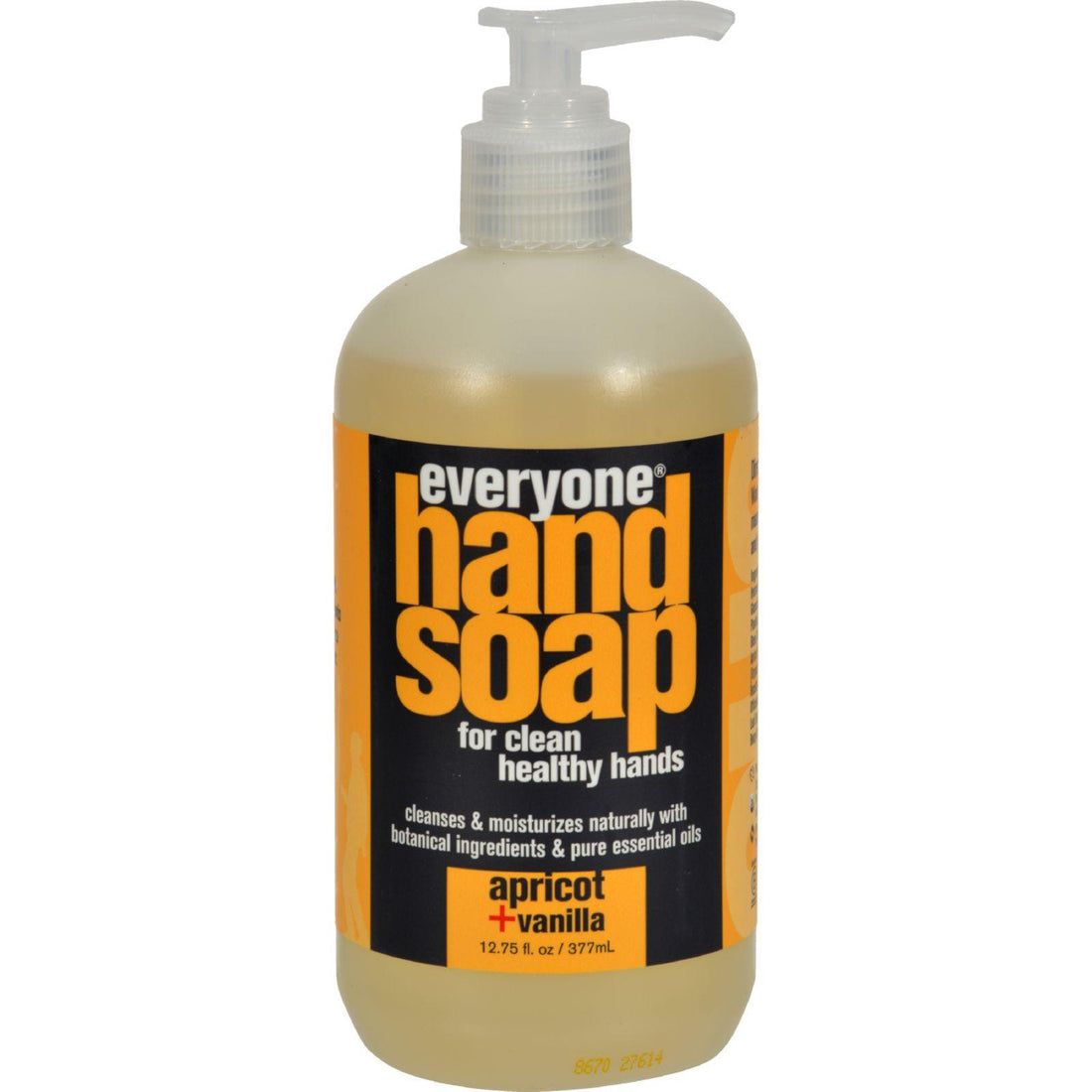 Mother Mantis: Eo Products Everyone Hand Soap - Apricot And Vanilla - 12.75 Oz Eo Products