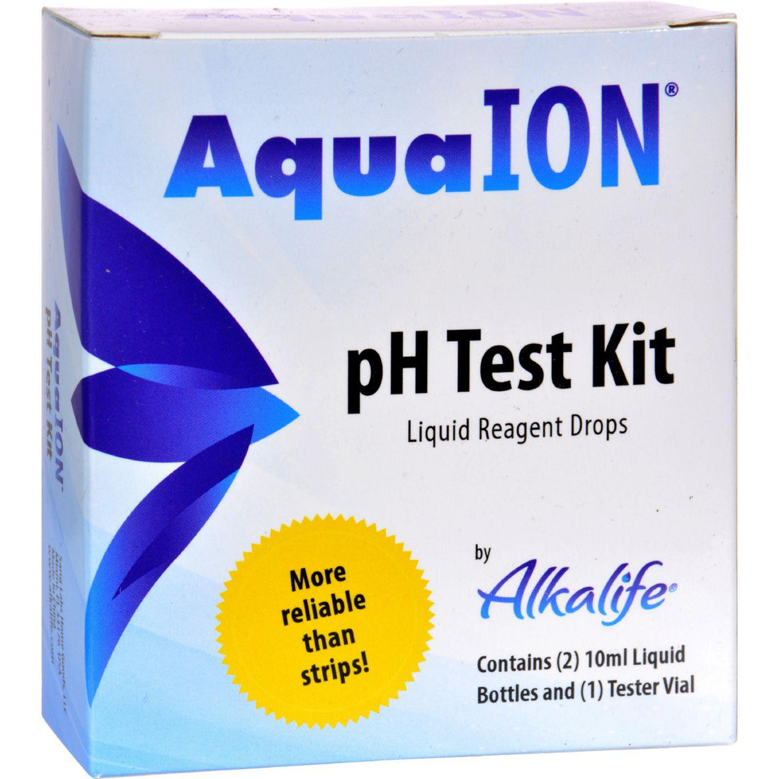 Mother Mantis: Alkalife Ph Test Kit - 1 Kit Alkalife