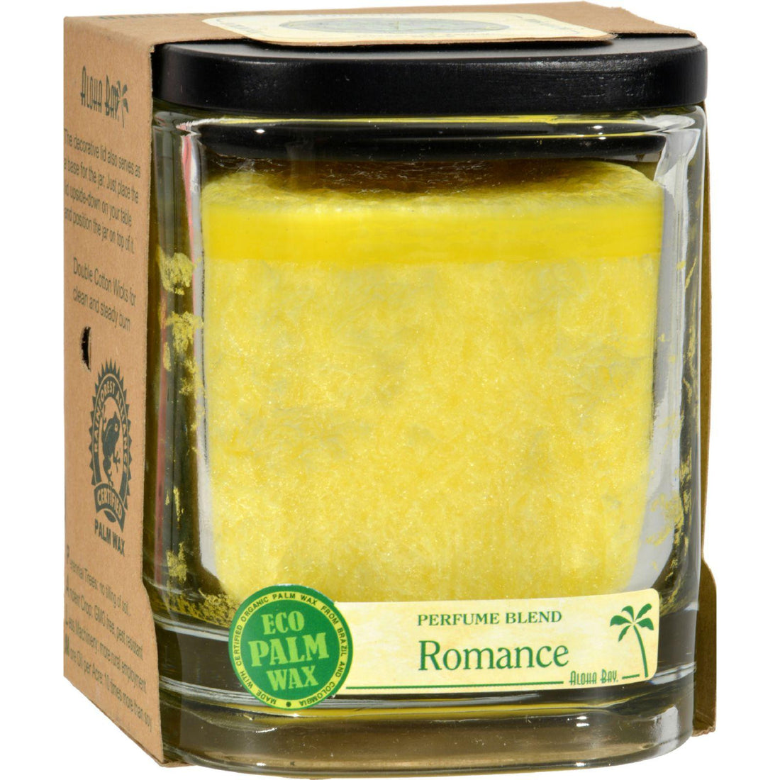 Mother Mantis: Aloha Bay Candle - Jar Romance - 8 Oz Aloha Bay