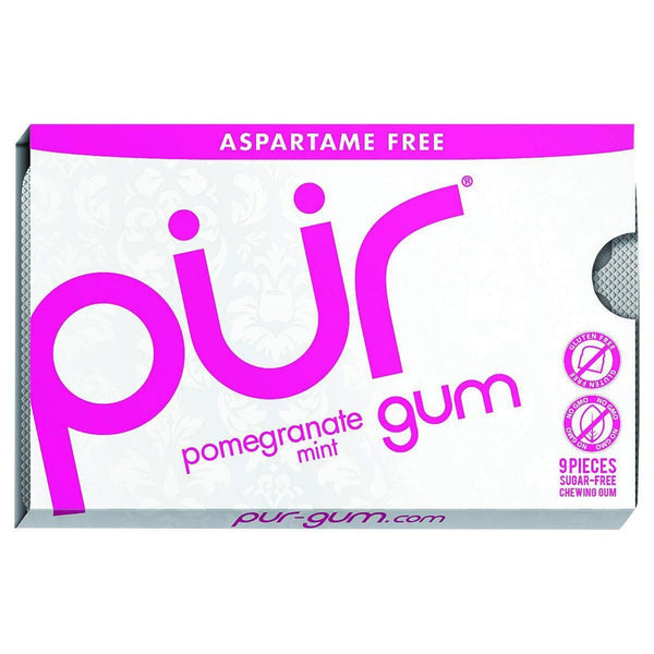 Mother Mantis: Gum,Pomegranate,9 Pc Pur Gum