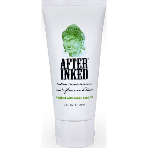 After Inked Tattoo Moisturizer And Aftercare Lotion - 3 Fl Oz After Inked