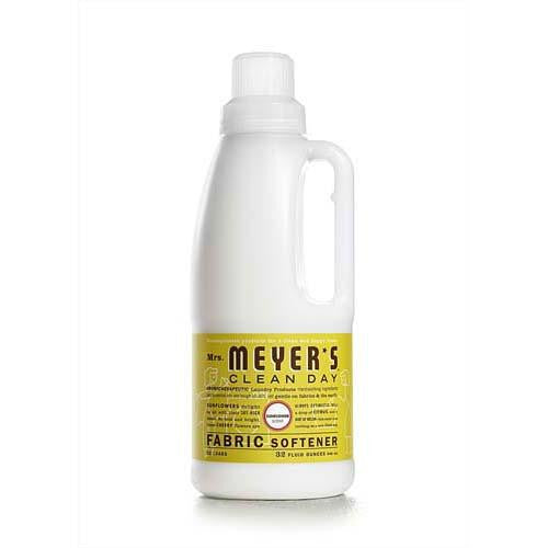 Mother Mantis: Mrs. Meyer's Fabric Softener - Sunflower - 32 Fl Oz Mrs. Meyer's