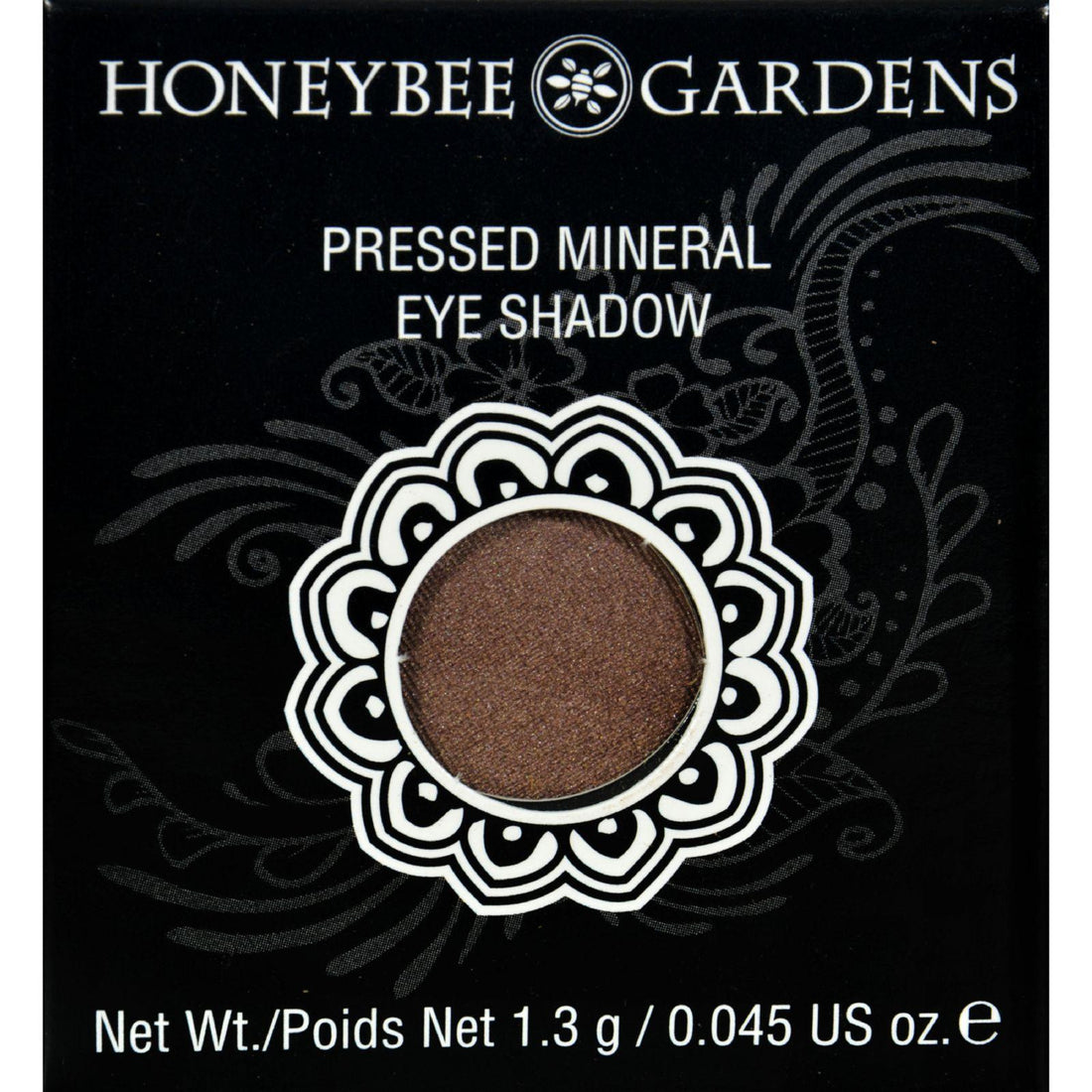 Mother Mantis: Honeybee Gardens Eye Shadow - Pressed Mineral - Tippy Tpe - 1.3 G - 1 Case Honeybee Gardens