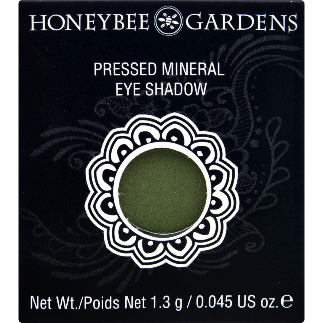 Mother Mantis: Honeybee Gardens Eye Shadow - Pressed Mineral - Conspiracy - 1.3 G - 1 Case Honeybee Gardens