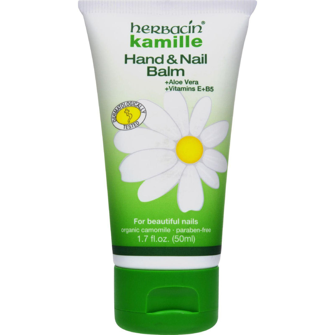 Mother Mantis: Herbacin Kamille Hand And Nail Balm - 1.7 Fl Oz Herbacin Kamille