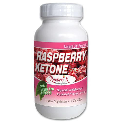 Mother Mantis: Fusion Diet Systems Raspberry Ketone Fusion - 60 Capsules Fusion Diet Systems