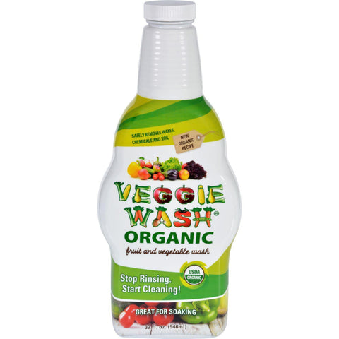 Citrus Magic Veggie Wash - Organic - Soaking Size Bottle - 32 Oz Citrus Magic
