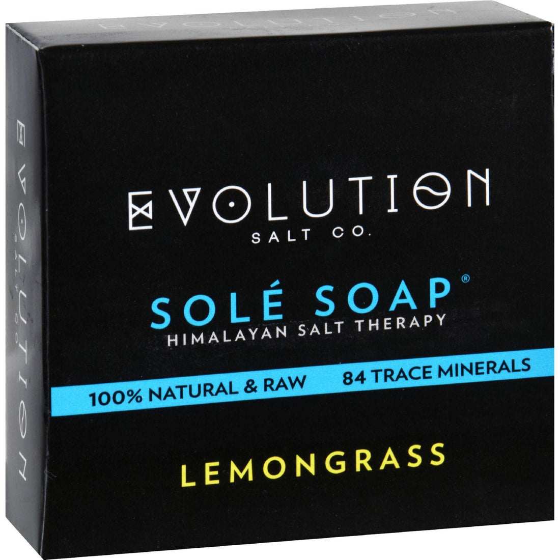 Mother Mantis: Evolution Salt Bath Soap - Sole - Lemongrass - 4.5 Oz Evolution Salt