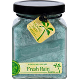 Aloha Bay Candle - Cube Jar - Perfume Blends - Fresh Rain - 6 Oz Aloha Bay