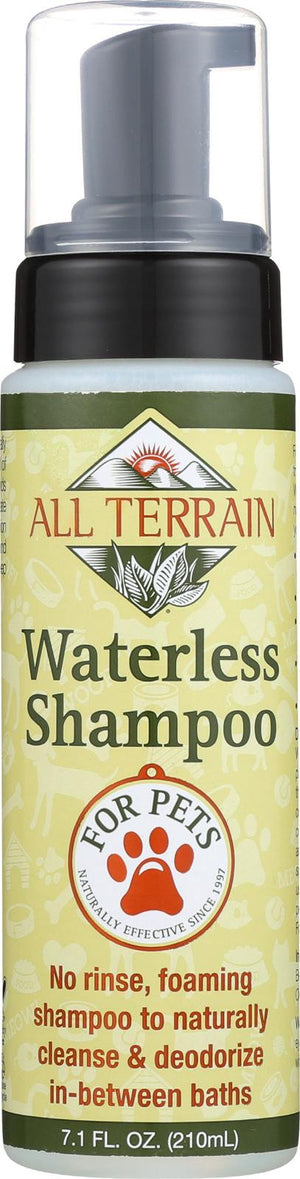 All Terrain Pet Waterless Shampoo - 7.1 Oz All Terrain