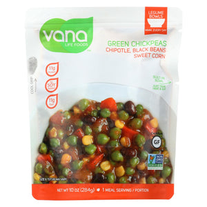 Grn Chickpea,Chipotle Vana Life Foods