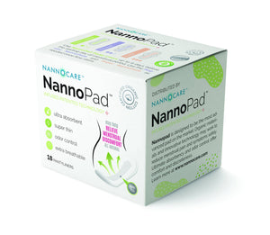 NannoPad Pantyliners Nannocare