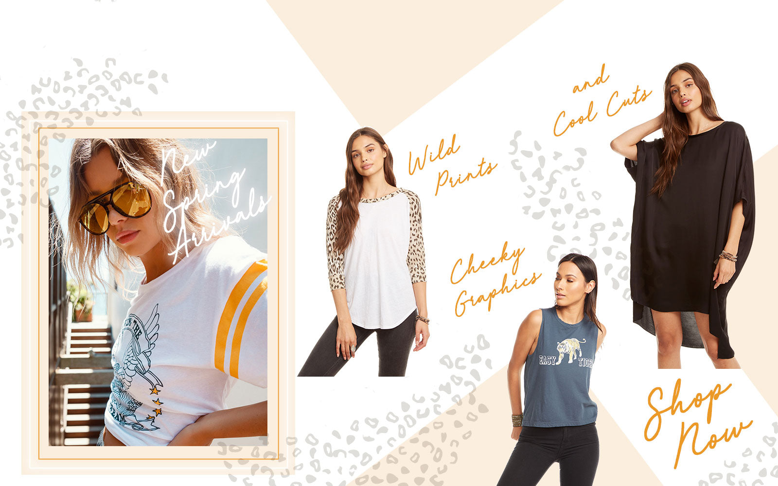 Chaser's New Spring 2019 Arrivals are here!