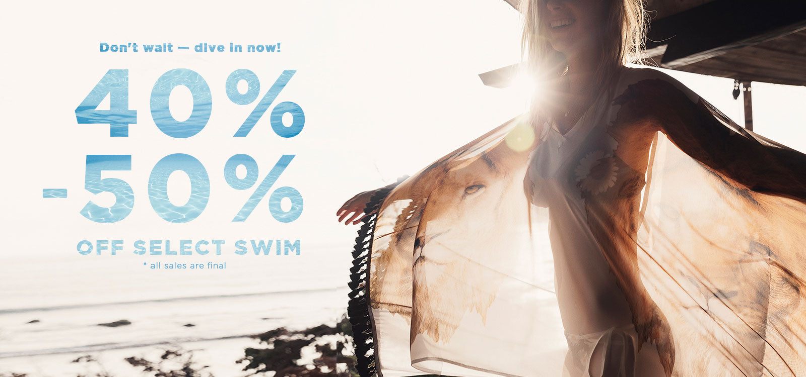 Chaser's 2019 Blowout Swim Sale