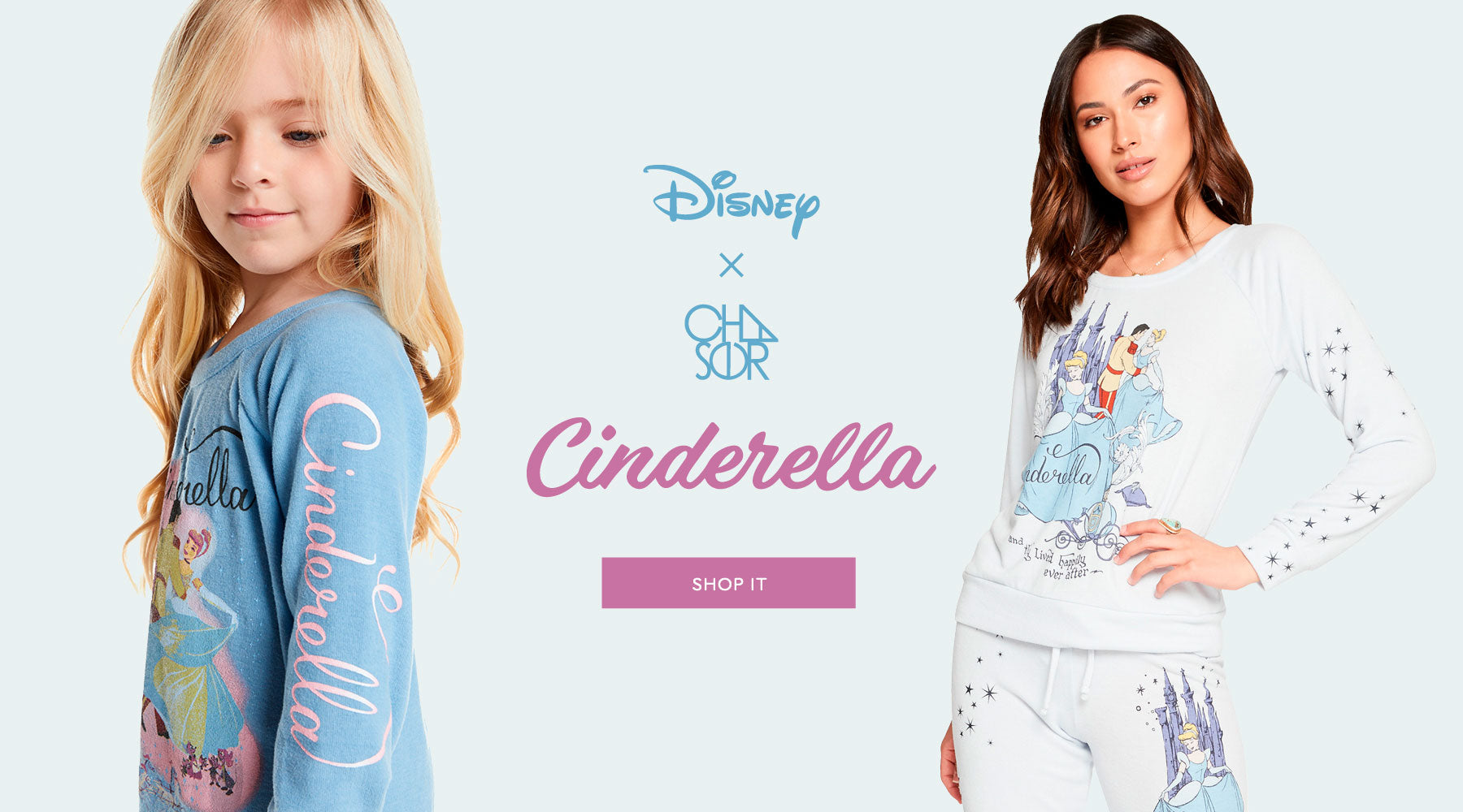 Your fave Disney princess is here in cute, exclusive pieces for women & kids. See our new collection first