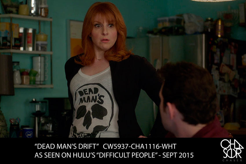Hulu's Difficult People features Chaser!