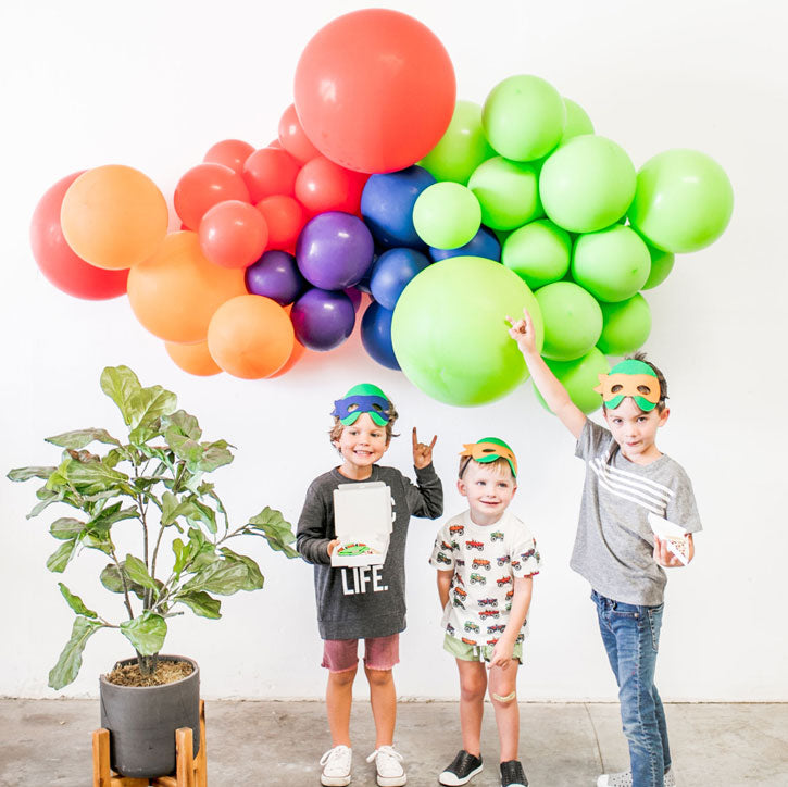 Chaser Kids featured in Beijos Events blog