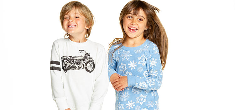 Must haves for kids from Chaser's latest collection