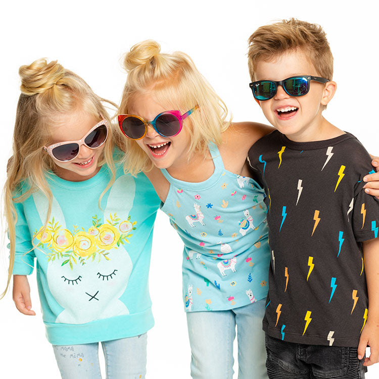 New Styles for boys and girls now available now from Chaser kids!