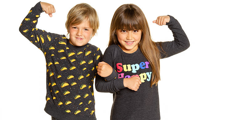 Girls Long Sleeves and more Kids Styles from Chaser!