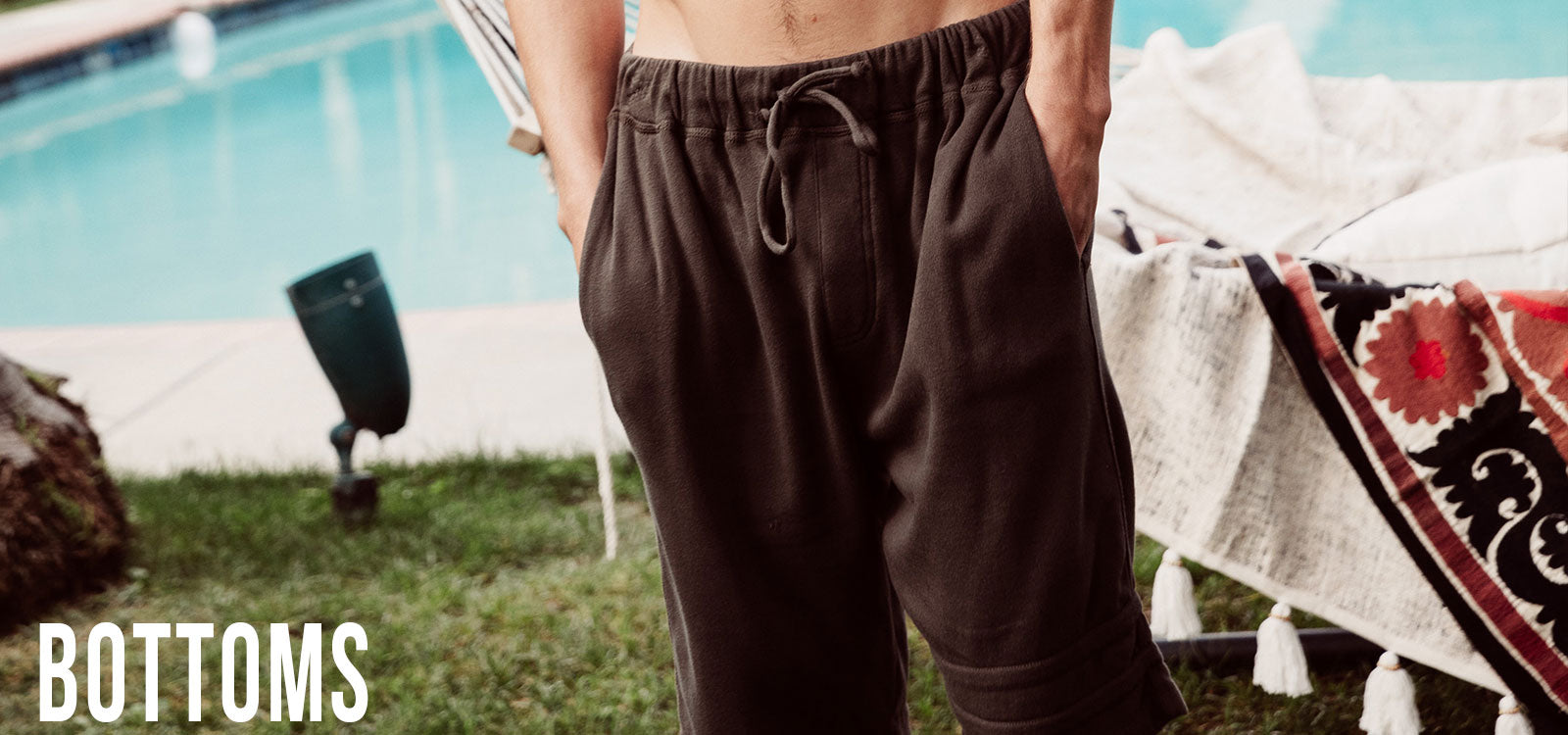 Summer 2019 Men's Bottoms from Chaser