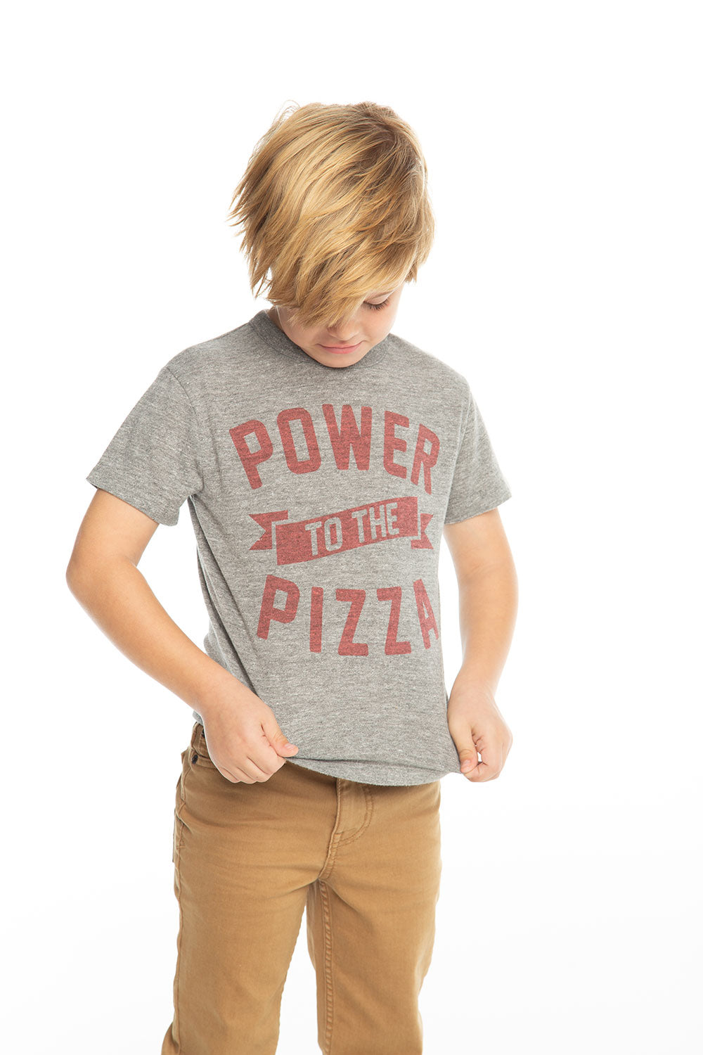 Pizza Power BOYS - chaserbrand