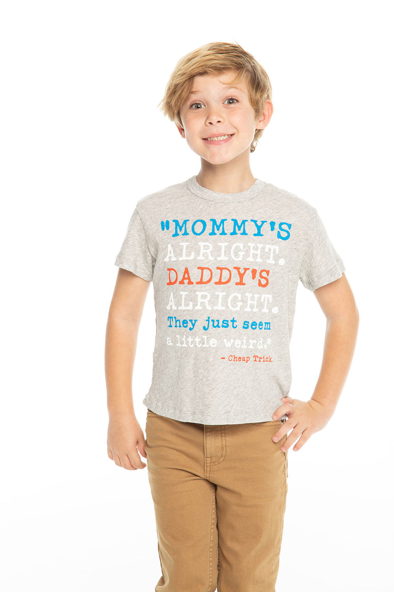 Cheap Trick - Mommy & Daddy Alright BOYS chaserbrand4.myshopify.com