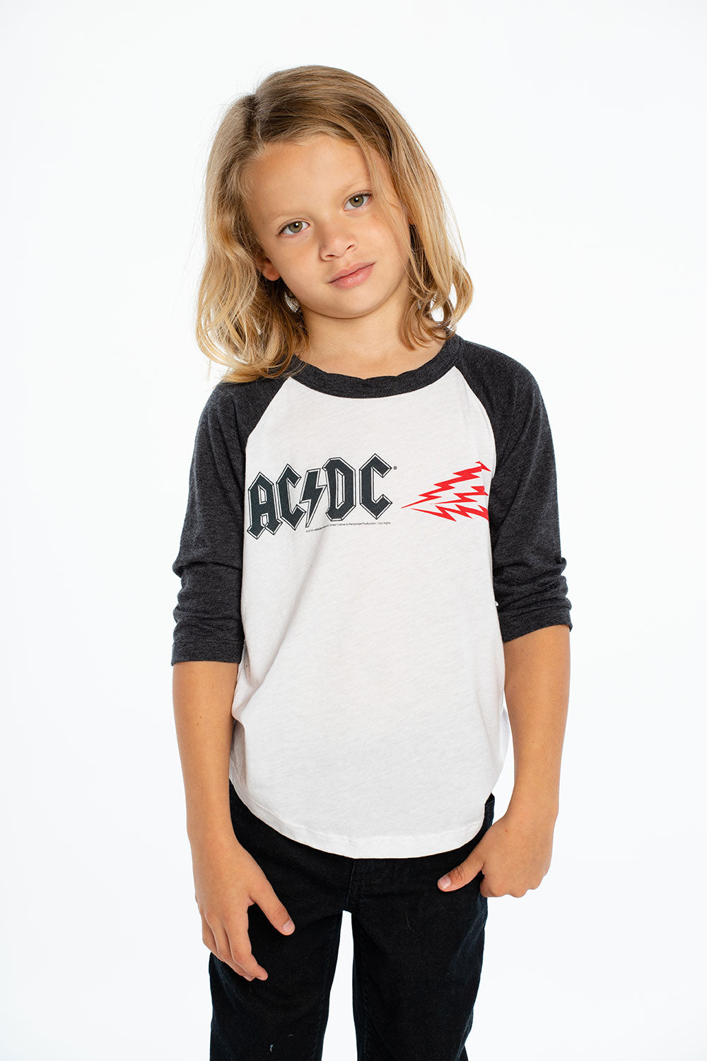 ACDC - Red Lightning BOYS - chaserbrand