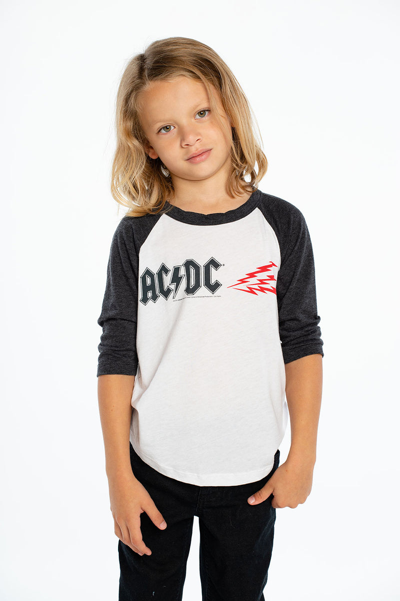 ACDC - Red Lightning, BOYS, chaserbrand.com,chaser clothing,chaser apparel,chaser los angeles
