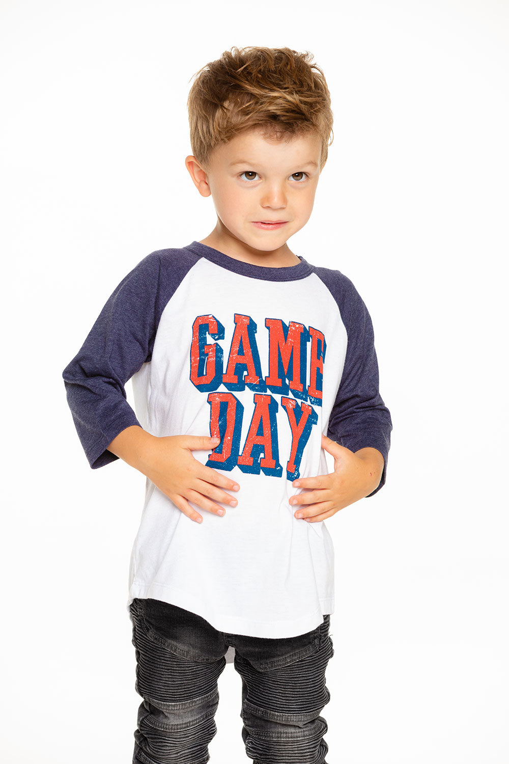 Game Day Baseball Tee Recycled - chaserbrand
