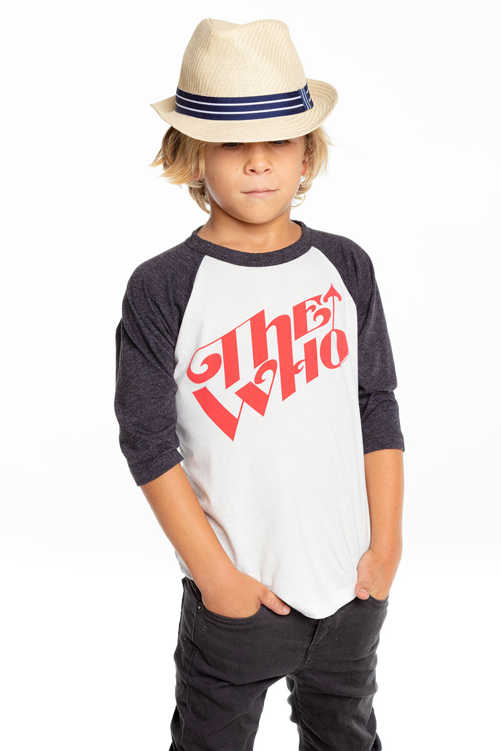 The Who - Retro Logo BOYS - chaserbrand