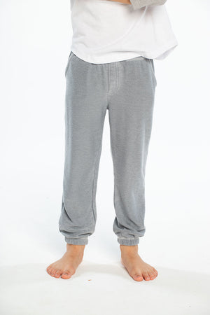 Cozy Knit Lounge Jogger W/ Front Pockets, BOYS, chaserbrand.com,chaser clothing,chaser apparel,chaser los angeles