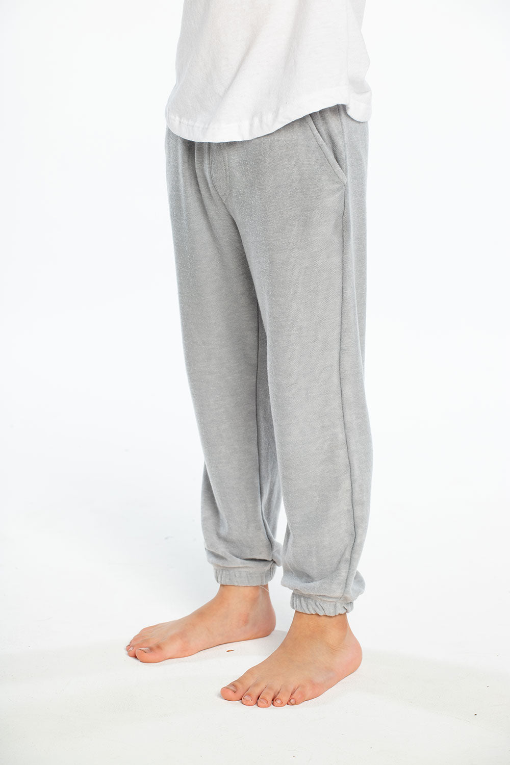 Cozy Knit Lounge Jogger W/ Front Pockets BOYS - chaserbrand