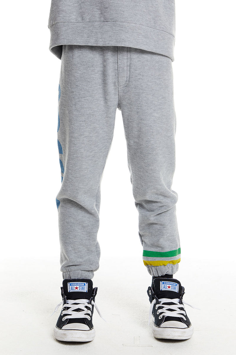 Soccer Stripe Sweatpants