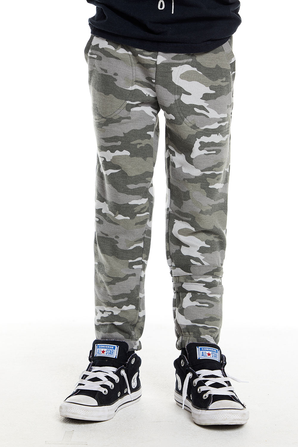 Boys Love Knit Lounge Pant with Strappings BOYS chaserbrand4.myshopify.com