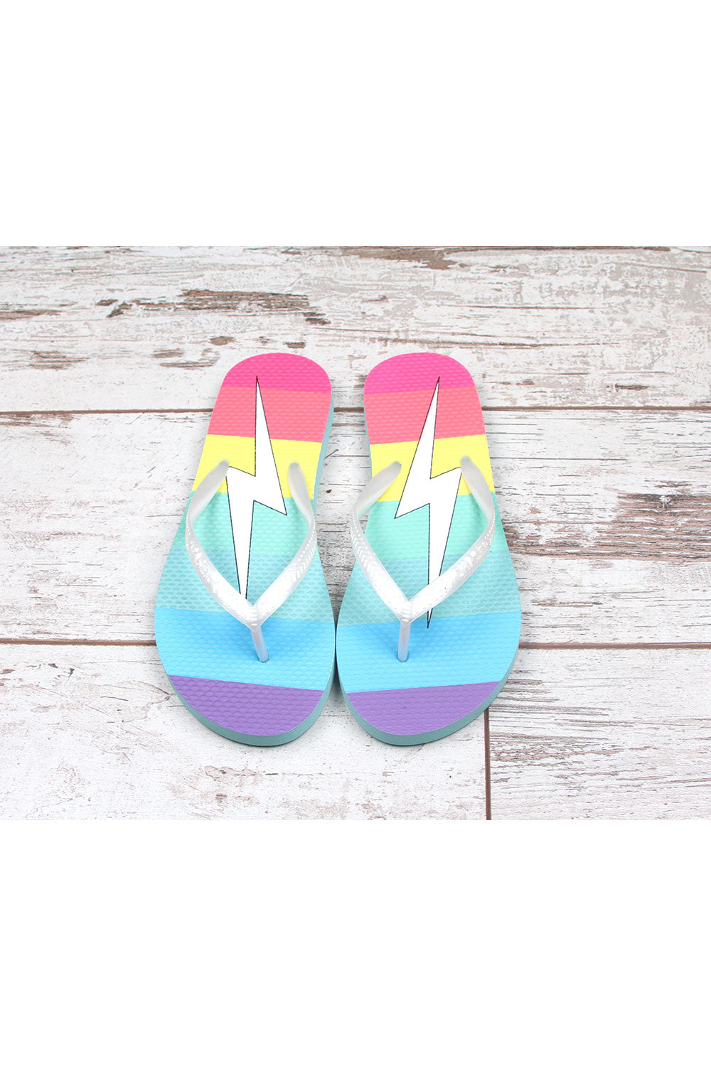 Rainbow Bolt WOMENS chaserbrand4.myshopify.com