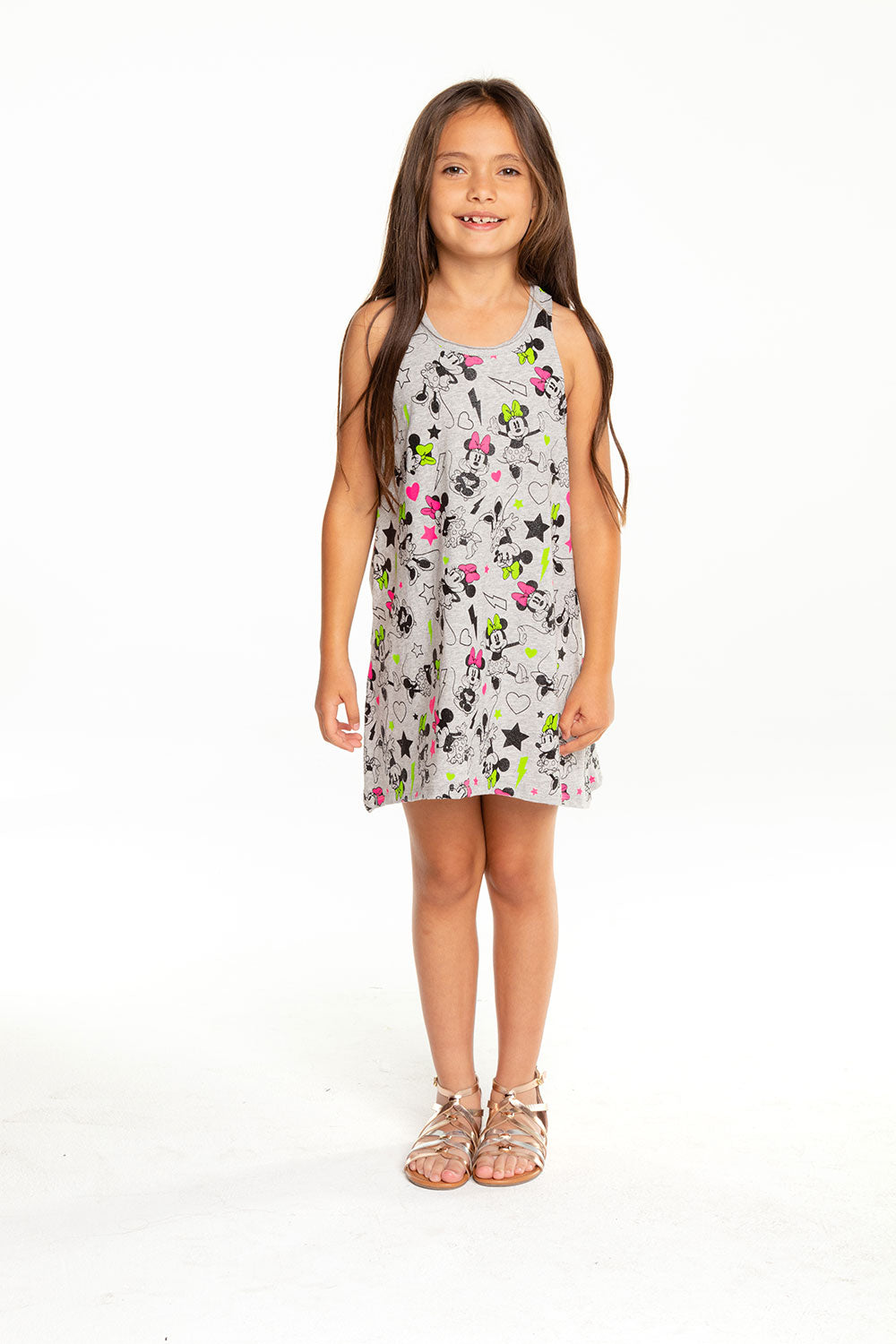 Disney's Minnie Mouse - Minnie All Over Dress GIRLS chaserbrand4.myshopify.com