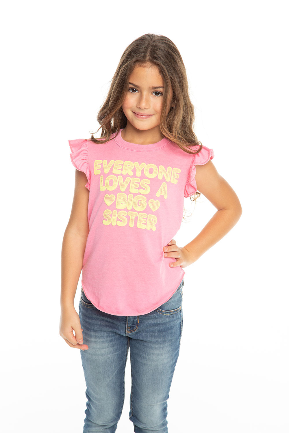 Big Sister Love, Girls, chaserbrand.com,chaser clothing,chaser apparel,chaser los angeles