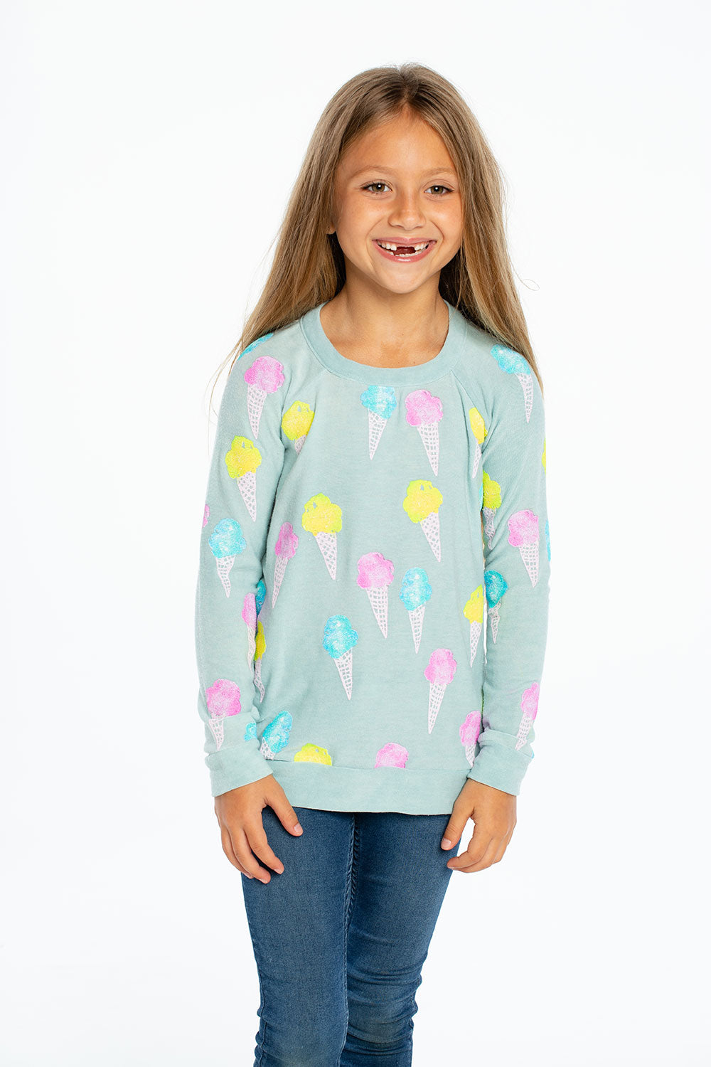 Neon Ice Creams GIRLS chaserbrand4.myshopify.com